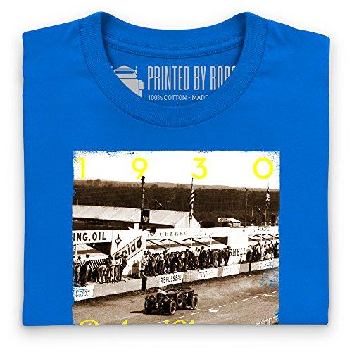 Official LAT Photographic 1930 Le Mans 24 Hours, France T-Shirt, Damen  Royalblau ...