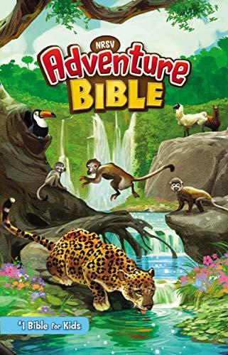 sed Standard Version, Adventure Bible, Full Color Interior, Comfort Print ()