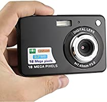Compact digital Camera, Treetech 2.7 inch TFT LCD 8x Digital Zoom HD 720P 18 Mega Pixels Video Camcorder for Children,Adult and School