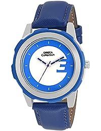 Oreca Analogue-Digital White Dial Men's Watch Gt9009