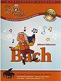 Hans-Günter Heumann: Little Amadeus Und Friends - Johann Sebastian Bach. Für Klavier
