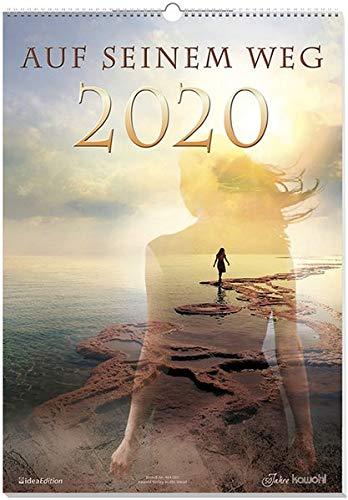 Auf seinem Weg 2020: Foto-Kompositionen und Bibelworte
