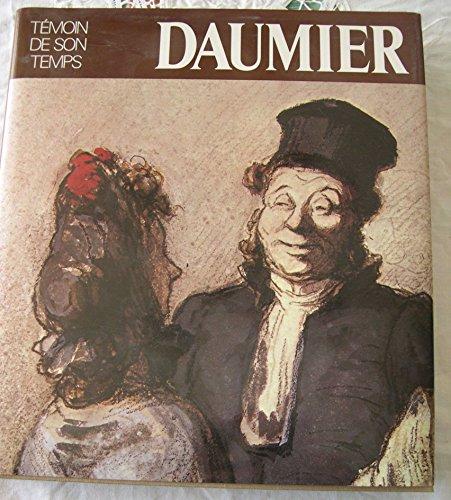 Daumier: Temoin De Son Temps
