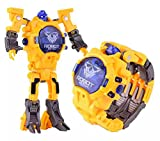 #6: Kiditos Transforming Robot Toy Convert to Digital Watch for Kids (1 Piece)