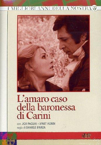 LAmaro Caso Della Baronessa Di Carini