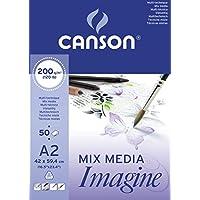 Canson - CANSON Bloc a dessin Imagine,