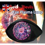 Devils Eye Plasma Ball Lamp Light Amazing Spectical Plasma Show