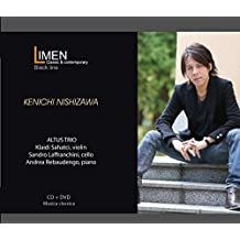 Kenichi Nishizawa (CD+DVD) - Altus Trio, Klaidi Saatchi, Sandro Laffranchini, Andrea Rebaudengo