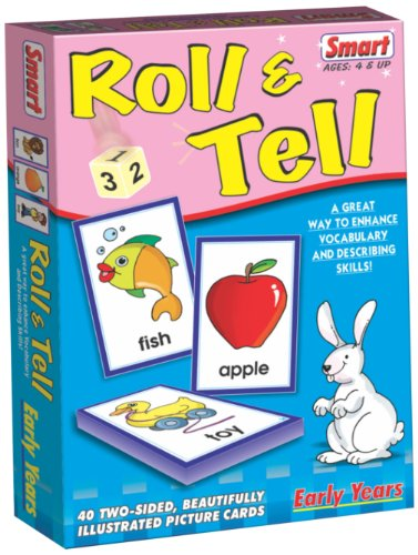 Smart Learning & Educational Toys Smart Roll & Tell