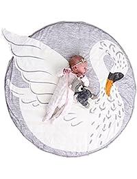 Longra ♥Dibujos Animados Infantiles Infantiles Creeping Mat decoración de  la habitación Manta c264bc85192