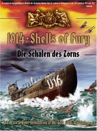 1914: Shells of Fury - Schalen des Zorns