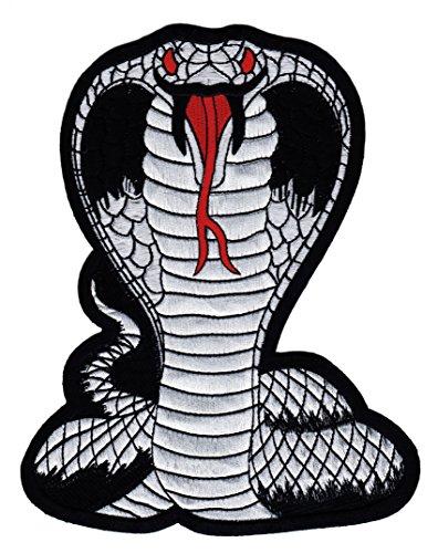 cobra-schlange-schwarz-backpatch-ruckenaufnaher-snake-ca-19-x-24-cm
