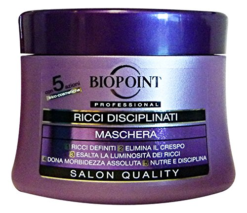 Biopoint Maschera Capelli della Linea Ricci Perfetti - 250 ml