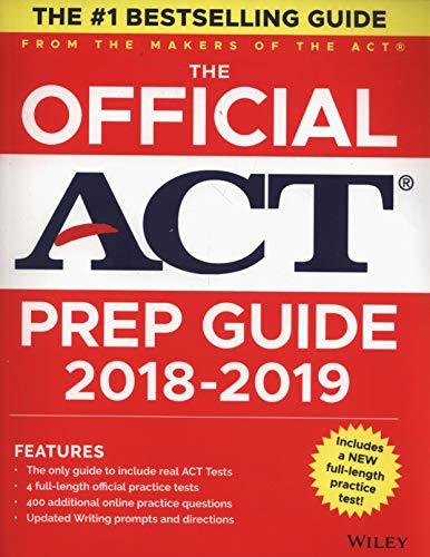 The Official Act Prep Guide par ACT