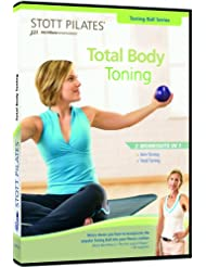 DVD Stott Pilates Total Body Toning Übung zweisprachig