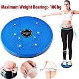 #7: Galaxy Hi-Tech Perfect 4 in 1 magnetic twister Exerciser Kit for Men & Women