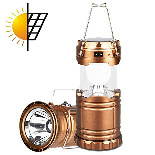 Allight Camping Laterne Bunten Night Lights Fan Tragbare Solar Charging Taschenlampe Camping Lampe Wasserdicht Tragbare Helle Campinglampe Gartenlaterne Led Lampe eingebaute wiederaufladbare USB 10W (A)