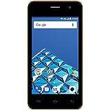 Konrow Smartphone débloqué 4G (Ecran : 4 pouces - 8 Go - Double Micro-SIM - Android) Noir