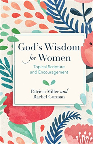 gods-wisdom-for-women-topical-scripture-and-encouragement