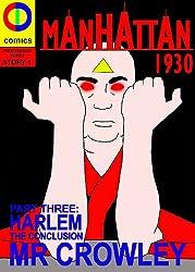 Manhattan 1930: Issue Three (Pulp Fiction Series)