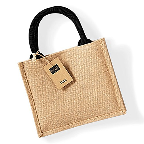 Westford Mill, Borsa tote donna Taglia unica Natural/ Black