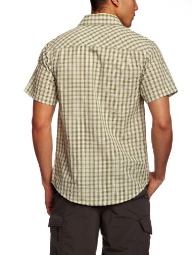 Craghoppers Essentials Chemise manches courtes homme LarGreenComb
