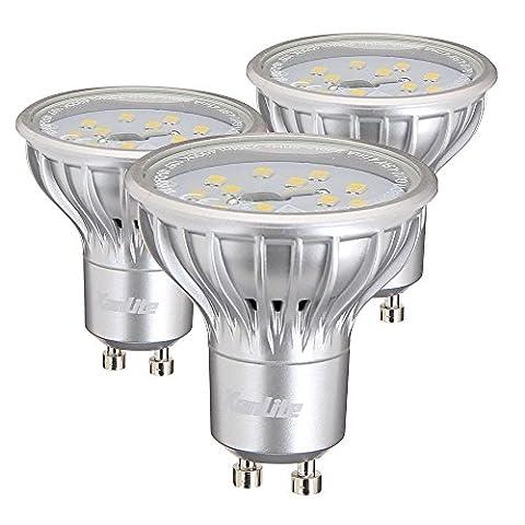 Ampoule Dichroique - Xanlite PACK3EG280S Lot de 3 Ampoules Dichroïque
