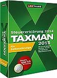 TAXMAN 2015 für Selbstständige, DVD-ROM Steuererklärung 2014. Die professionelle Steuererklärung für Private und Selbstständige!. Einzelversion. Für Windows XP (ab SP3)/Vista (ab SP2)/7 (jew. ab Version Home, dt. Version), Windows 8 (dt. Versi