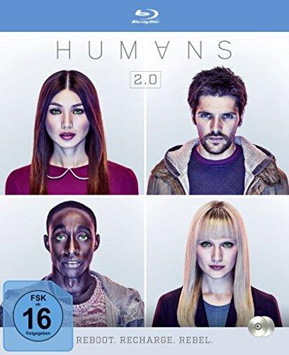 Humans - Die komplette Staffel 2 [Blu-ray]