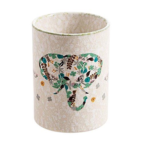 Good quality Tazas de cerámica, animales pintados de época, tazas de té,...