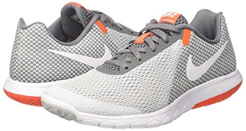 Nike Maillot à manches courtes pour homme Pure Platinum/White/Cool Grey