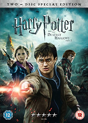 Image of Harry Potter and the Deathly Hallows: Part 2 [DVD] [2011]