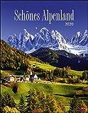 Schönes Alpenland - Kalender 2020 - Posterkalender - Heye-Verlag - Wandkalender - 34 cm x 44 cm