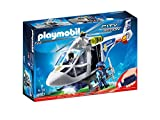 PLAYMOBIL 6921 - City Action Helikopter mit LED-Lichtern
