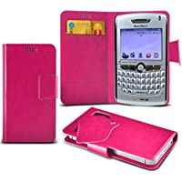 (Hot Pink) Blackberry 8830 World Edition Mega sottile Protezione in