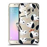Head Case Designs Offizielle Peanuts Snoopy Persöhnlichkeiten Muster Ruckseite Hülle für Samsung Galaxy S7 Edge