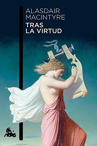 Portada del libro Tras la virtud (Humanidades)