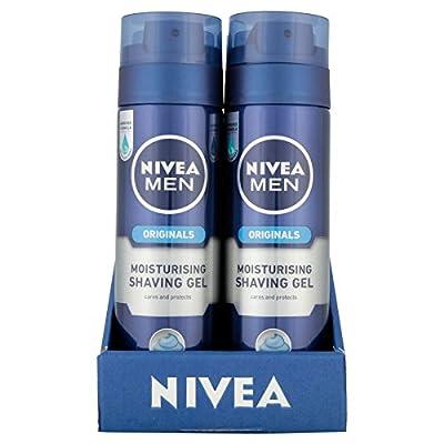 Nivea Men PROT Moist Shave Gel 200ML