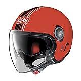Nolan N21 Visor Joie De Vivre Helm L (59) Rot