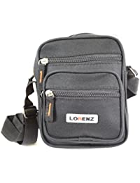 Handy Small Canvas Style Shoulder Bag / Cross Body Bag