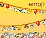 Happy People 14019 - Emoji Partygirlande Länge: 165 cm