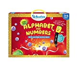 #7: Skillmatics Educational Game : Alphabet and Numbers 3-6 Years