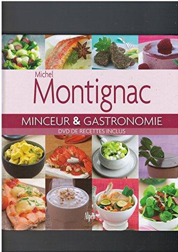 Minceur et Gastronomie, Michel Montignac + DVD par (Cartonné)
