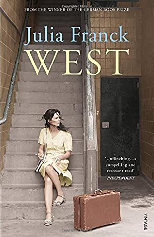 book cover of West