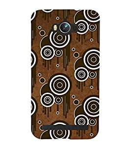 Asus Zenfone Max ZC550KL MULTICOLOR PRINTED BACK COVER FROM GADGET LOOKS
