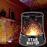 #10: ASkyl Romantic Night Projector Children's Children Baby Dream Sky Master of the Star Led Projection Lighting Lamp Bedroom by ASkyl