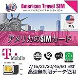 Prepaid-SIM-Karte - Unbegrenzte Internet-Daten USA, 5GB Roaming Kanada und Mexiko - Unbegrenzte Anrufe und Texte