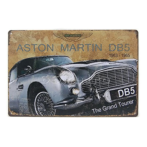 1963-aston-martin-db5-grand-tourer-in-latta-con-pubblicita-vintage-20-x-30-cm-di-66retro-decorazione