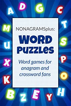 NONAGRAMSplus: Word Puzzles; Word Games for Anagram and Crossword Fans by [Ron, Exile]