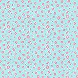 Fabulous Fabrics Chiffon Kiss 4 – türkis/pink —